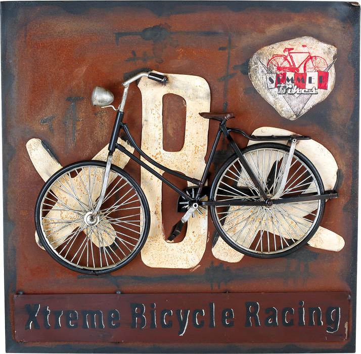 blechschild fahrrad vintage deko g nstig bei kasperini online shop f r spielzeug spielwaren und. Black Bedroom Furniture Sets. Home Design Ideas