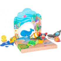 Spielwelt Unterwasserwelt