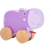 Ziehtier Hippo