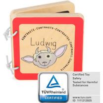 """Babybuch """"Ludwig"""" (Kontraste)"""