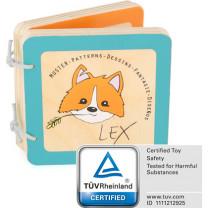 "Babybuch ""Lex"" (Muster)"