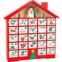 Adventskalender Weihnachtsmotive