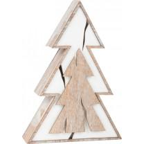 Leuchttanne Baumscheiben-Design