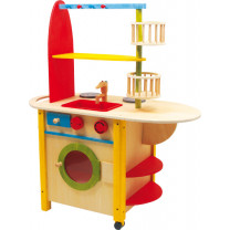 Kinderküche Küche - all in one Deluxe