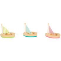 Wasserspielzeug Segelboote