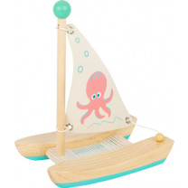 Wasserspielzeug Katamaran Oktopus