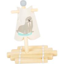 Wasserspielzeug Floß Walross