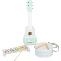 Musik-Set Pastell