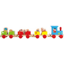 Holzeisenbahn Unser Sandmännchen Eisenbahn