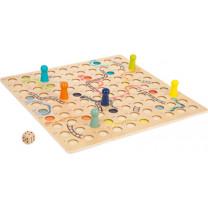 Schlangen und Leitern-Spiel XL