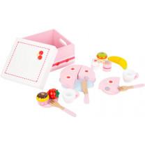 Süßigkeitenkiste Spiel-Set