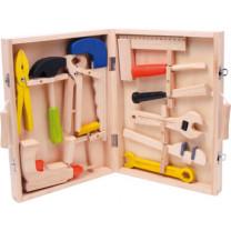 Werkzeugkoffer zum Spielen