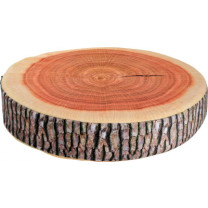 Sitzkissen Baumstamm