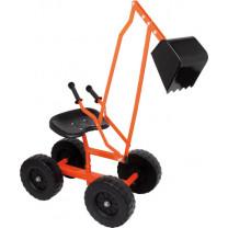 Sandbagger Bagger mit Rädern