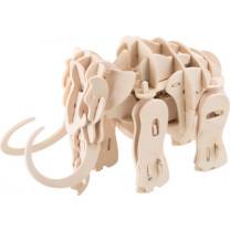 Bausatz Holzbausatz Mammut-Roboter