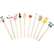 Bleistifte Tiere,10er Set