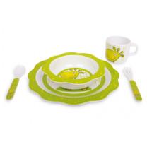 Kinderküchen-Zubehör Kindergeschirr Gissmo, 5 tlg..